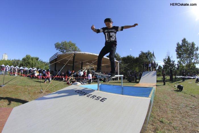 北京摩登天空音乐节cons滑板比赛 第2日报道