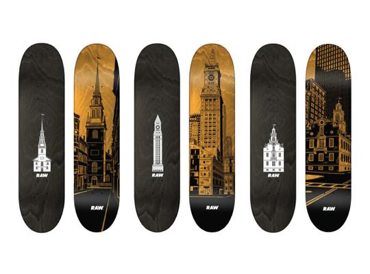 滑板板面设计图片大全_滑板板面设计图片下载;