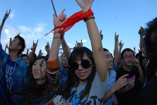 大理洱海世界音乐节 day 2 现场直击