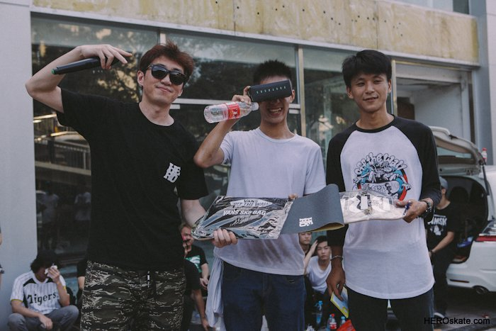 if 江门滑板比赛