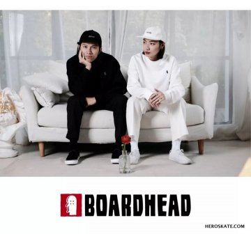 【HERO发售】#BOARDHEAD CLOTHING 2018
