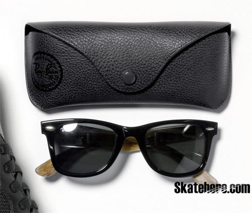 classic black ray ban sunglasses  the sunglasses